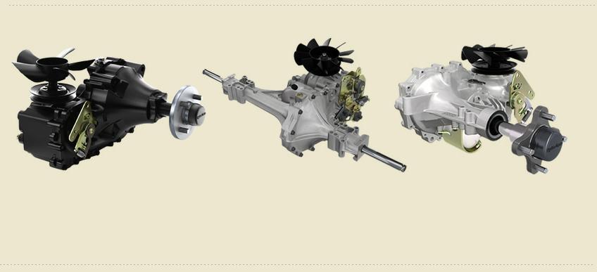 hydro-gear静液压驱动单元